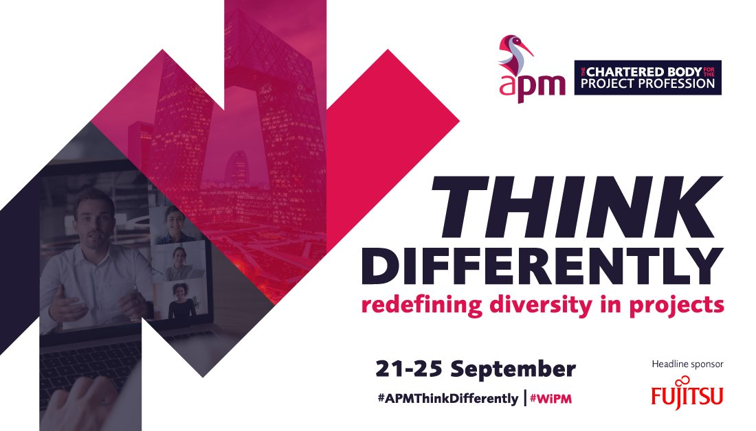 Today is #WiPM event at @APMProjectMgmt I am really excited for today and wanted to shout out to a few amazing women in my life to reconnect @lovedbyparents @lifeofpippa_ @TVNaga01 @Sandra_PinkSpag @samrenke @NatashaCoatesGB @HannahEDeakin @lifeofablindgrl https://t.co/UJc7XVu3X8