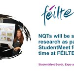 Image for the Tweet beginning: For the first time, #FÉILTE