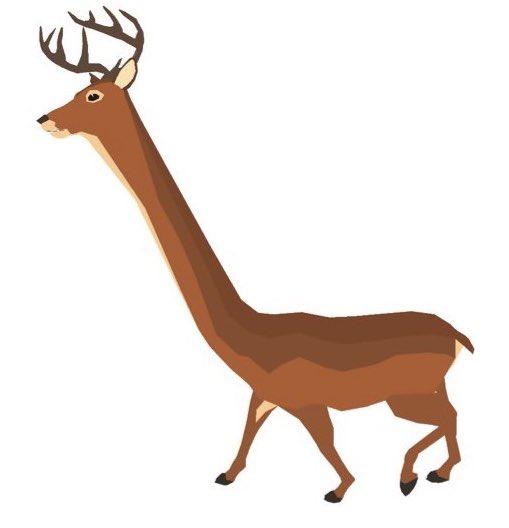 「鹿の中身」も募集しています。公式設定にします。