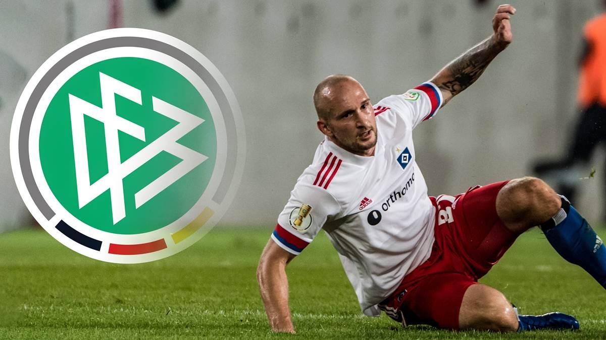 Nach Einspruch von #HSV-Profi Toni #Leistner: #DFB ändert Strafe für Attacke auf #Dynamo-Fan!  ➡️ https://t.co/1NulNjhJdB https://t.co/zuq5xw53bu