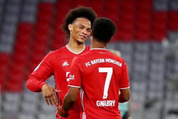 🌦⚽️ Pronos à venir  ⚽️🌦 (2/2)  💯 Combi confiance 📆 24/09 - 25/09 ➡️ Bayern Munich (FC Seville) + Lille ou N (Nantes) @ 1.59 / 3%  📆 26/09 ➡️ Man United ou N (Brighton) + Chelsea (WBA) @ 1.66 / 3%  📆 27/09 ➡️ Bayern Munich (Hoffenheim) + PSG (Reims) @ 1.73 / 3%  ❤️/♻️ https://t.co/tYGTHV0BZm