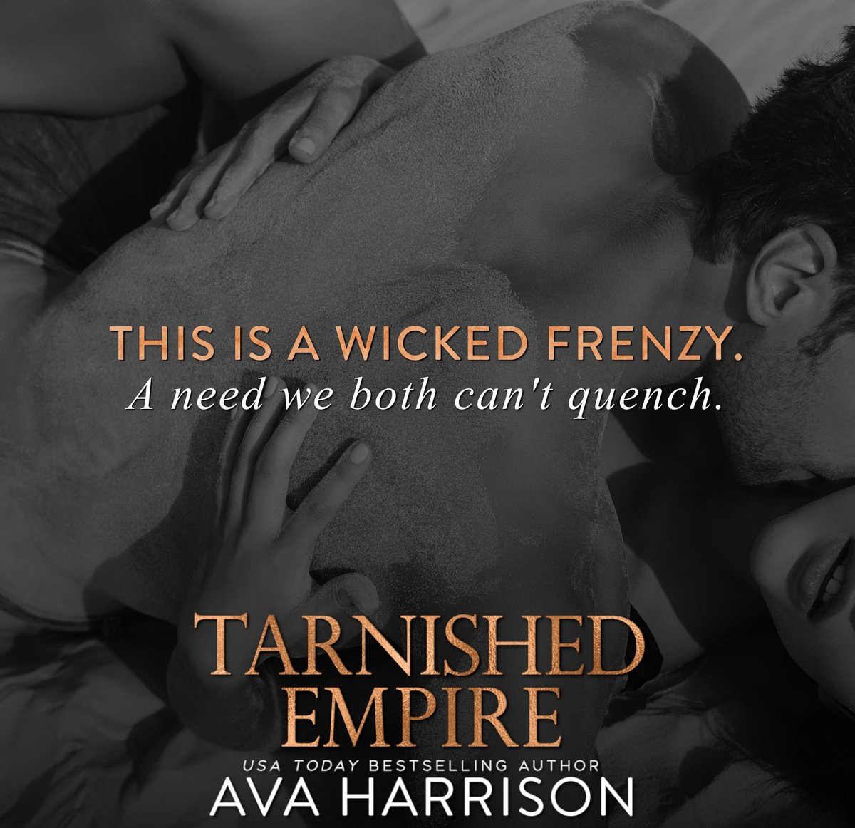 🌟 #TeaserShare 🌟 TARNISHED EMPIRE by Ava Harrison is releasing October 13, 2020!! 🖤🔥 Don't forget to add it to your TBR! Goodreads: https://t.co/NUwmYKULAK - #AvaHarrison #TarnishedEmpire #Teaser #valentineprlm https://t.co/WsPTKMVZBH