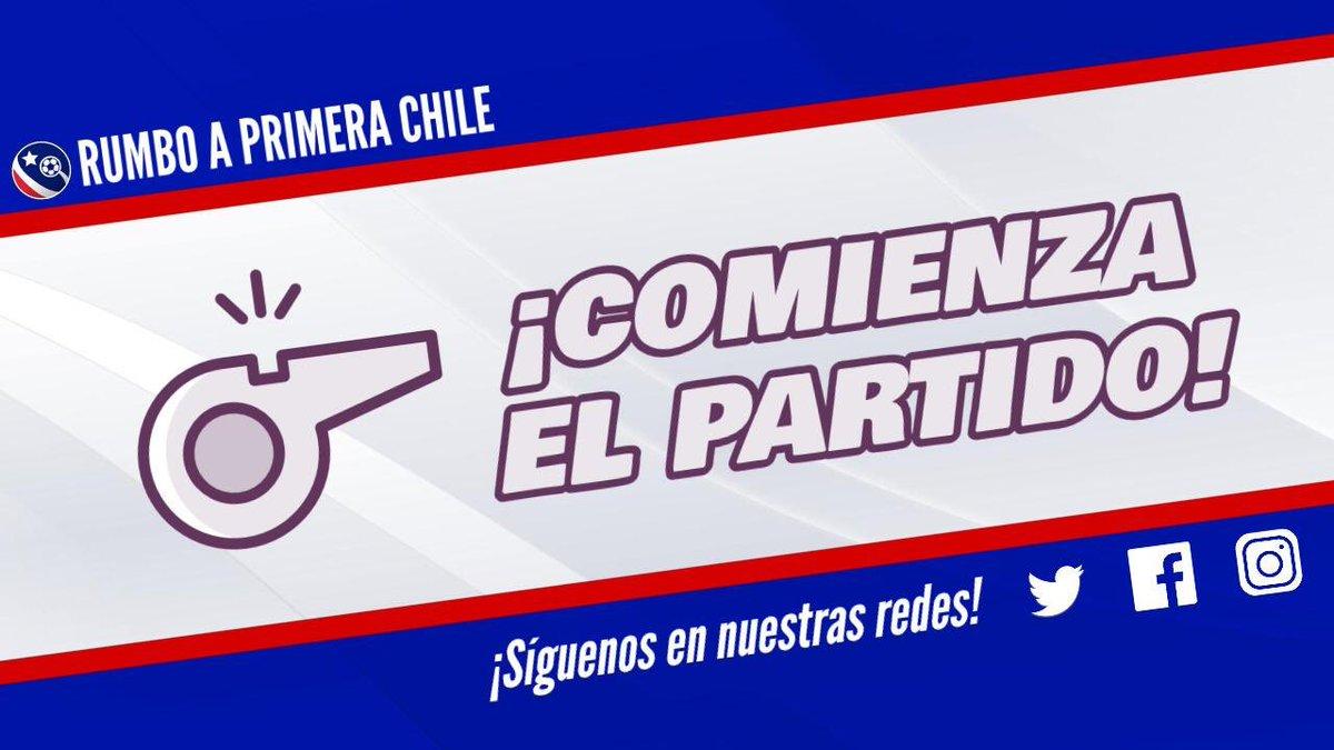 #PrimeraDivisión | 0' Comenzó el encuentro en el Tierra de Campeones entre Deportes Iquique vs Unión La Calera https://t.co/u8goF3ZIHm
