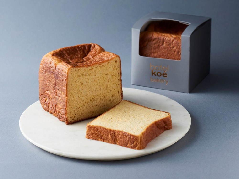 進化系生食パン「フィナンシェ食パン」とろける濃厚くちどけに薫る焦がしバター、渋谷で -