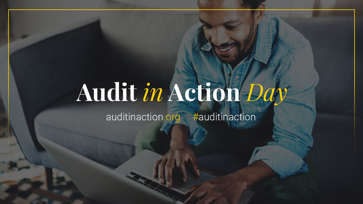 Happy #AuditInAction Day! Learn how our auditors stepped up to help clients use data automation during #COVID19: https://t.co/ygzbpAJzF0 https://t.co/vdL7osA3Y2