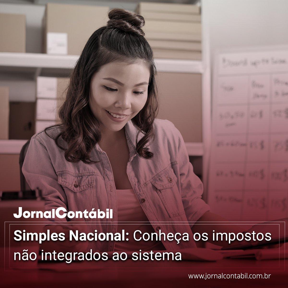 Leia a matéria completa no site Jornal Contábil:  https://t.co/XPA5LrR2Wr  #simplesnacional #tributos #mei #empreendedor #microempresas #pequenaempresa #tributofederal #brasil #jornalcontabil #tributario https://t.co/jtJoIJXsY2