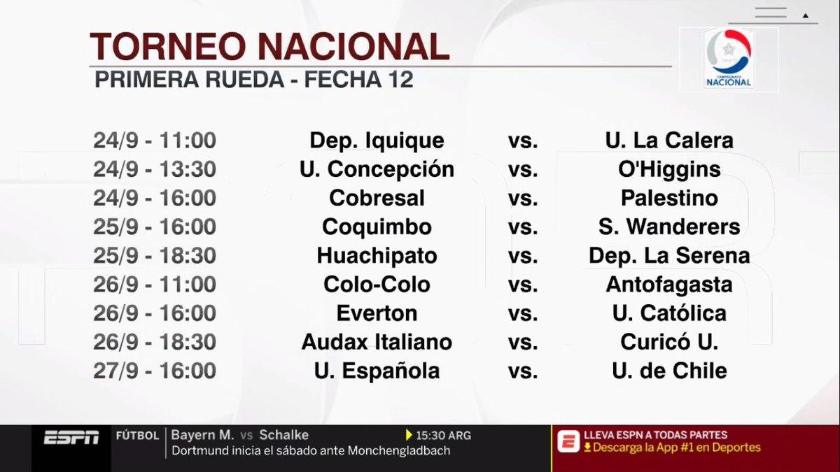 #PrimeraDivision Nueva jornada de campeonato. https://t.co/jAjvgqMI3N