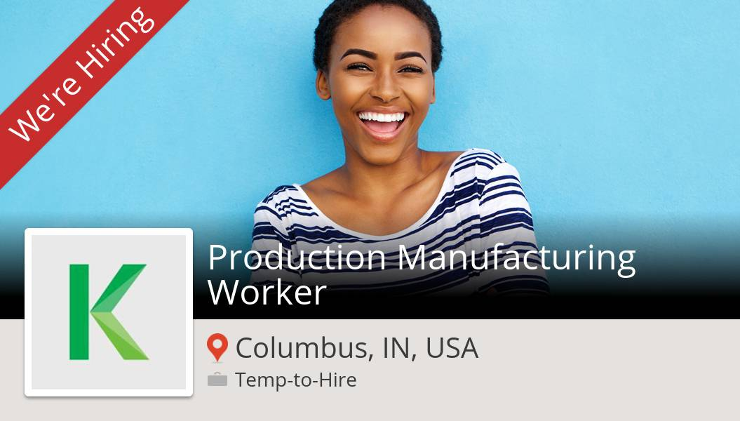 Check out this #job: #Production Manufacturing #Worker at #KellyServices (#Columbus) https://t.co/eIquhiFtMx https://t.co/8X1bBpzA8M