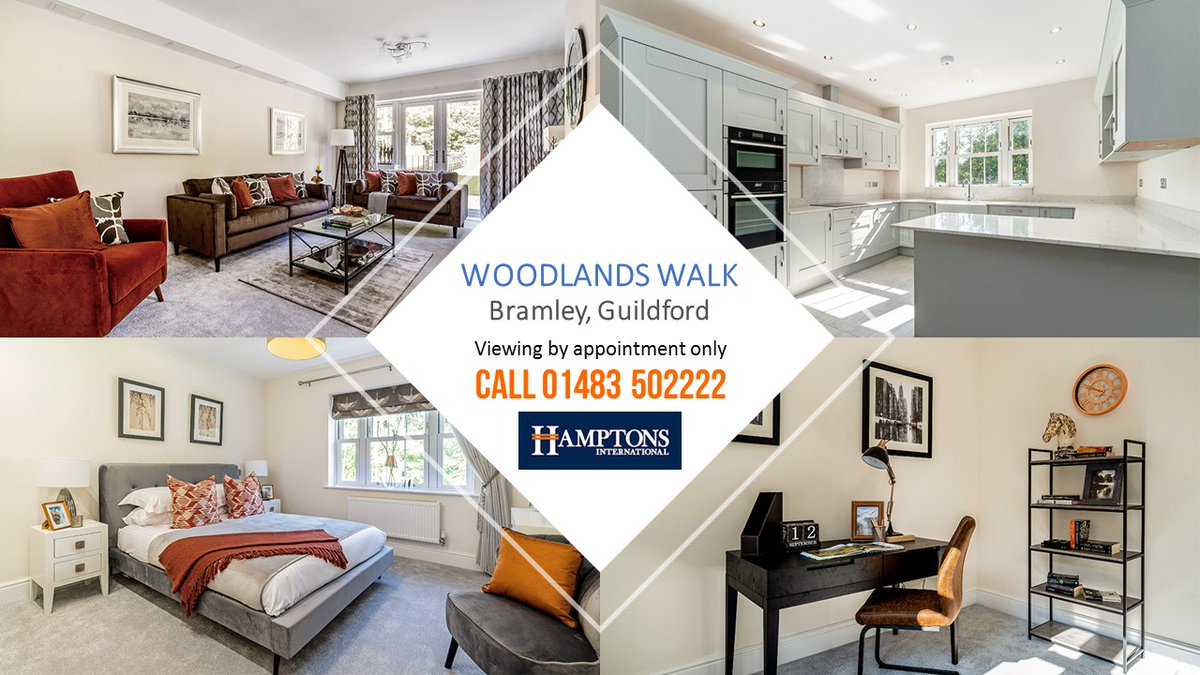 The first plot of our #WoodlandsWalk development in #Bramley has been #reserved! We have also released another plot available to view, strictly by appointment only. Call our selling agent Hamptons on 01483 502222 to book or visit our website- https://t.co/u8gfl0Bdh9 #newhome https://t.co/JB6vnmeewg