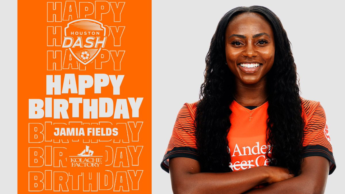 Happy birthday, Jamia! 🥳