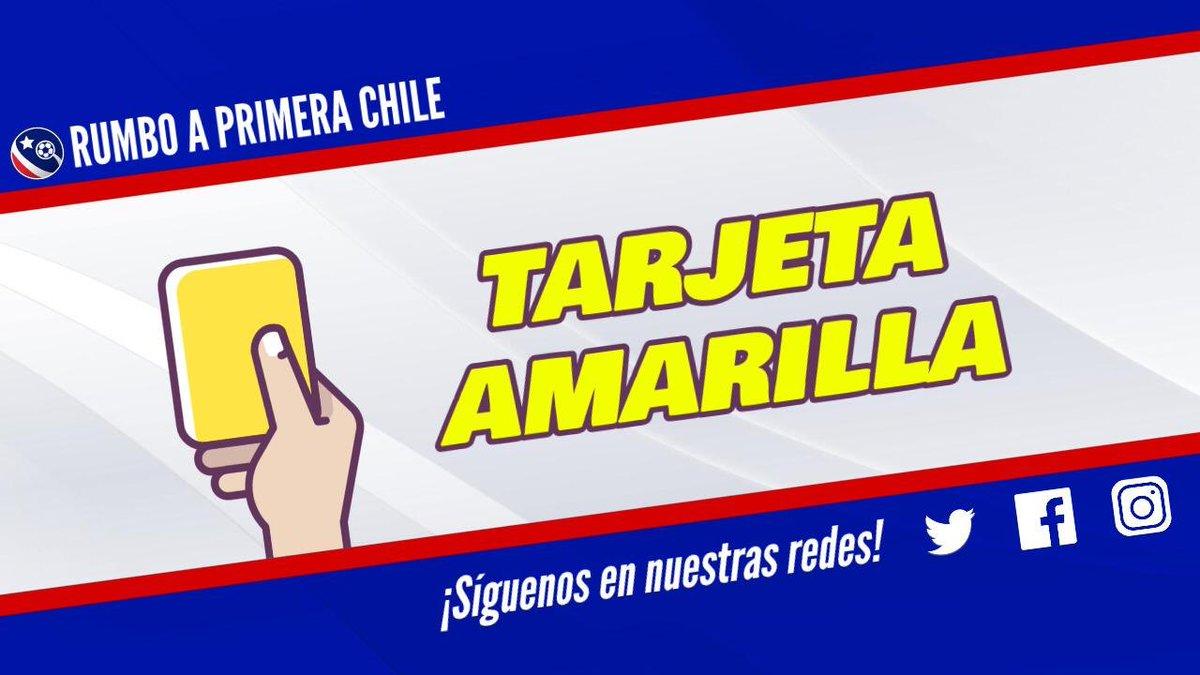 #PrimeraDivisión | 12' Tarjeta Amarilla para Felipe Saavedra en Deportes Iquique   #Iquique 0 #LaCalera 2 https://t.co/H1gJeChFm1