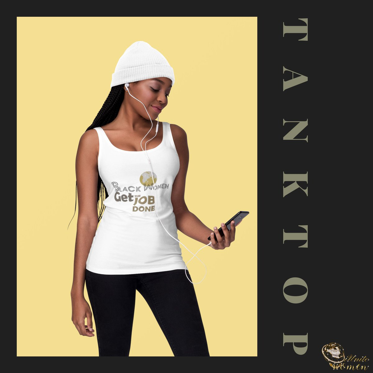A woman is never sexier than when she is comfortable in her clothes. @iunitewomen provides you exclusive collection of tank tops 👕  Visit our store now to see more collection 🚨  Link given below ⏬ https://t.co/9Hi7b6pCeD  #womenempowerment #womensupportingwomen #women #tanktop https://t.co/vq3P18FHMi