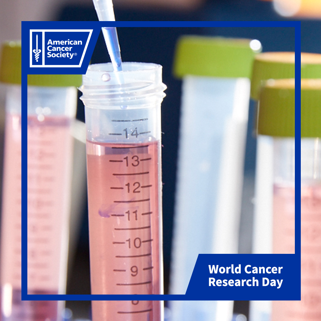 Did you know that we've invested more than $4.9 billion in #cancerresearch since 1946? All to discover more and better treatments, uncover factors that may cause #cancer, and improve cancer patients' quality of life.  Learn more: https://t.co/5EWg7VTmQn #WorldCancerResearchDay https://t.co/t0pwNqlQ4s