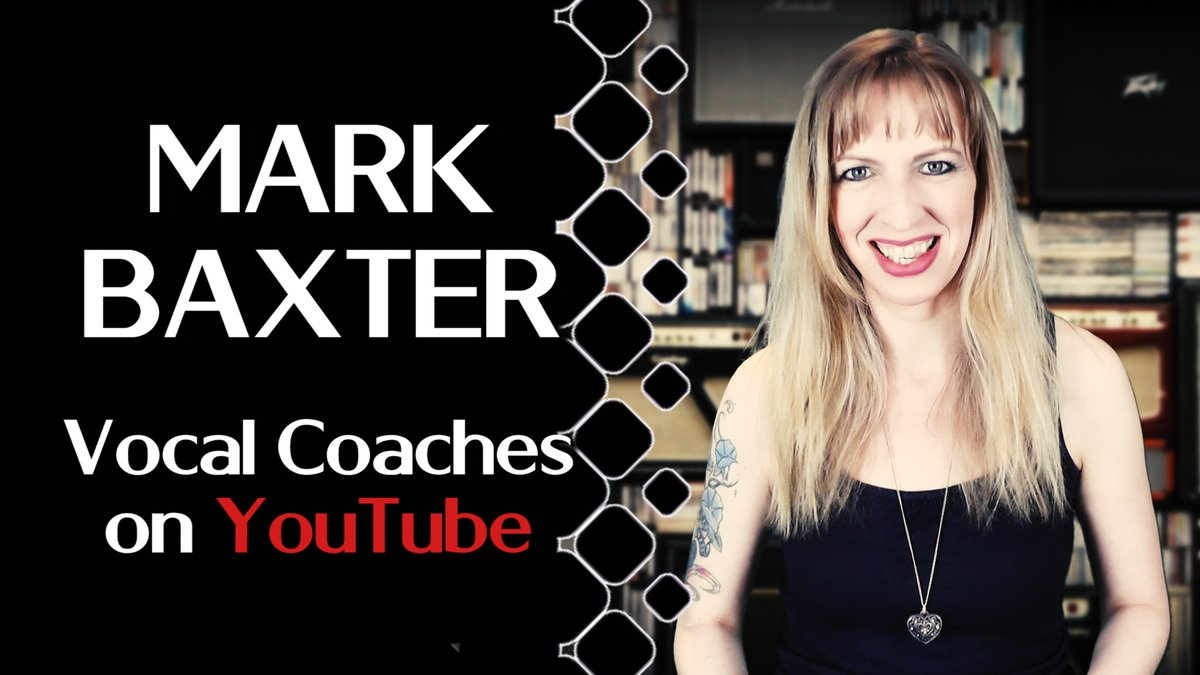 """Still ecstatic that I was able to start my series """"Vocal Coaches on YouTube"""" with none-other than the legendary Mark Baxter - @BaxterOnSinging https://t.co/vUNT09kLDZ https://t.co/4F0mX5Js08"""