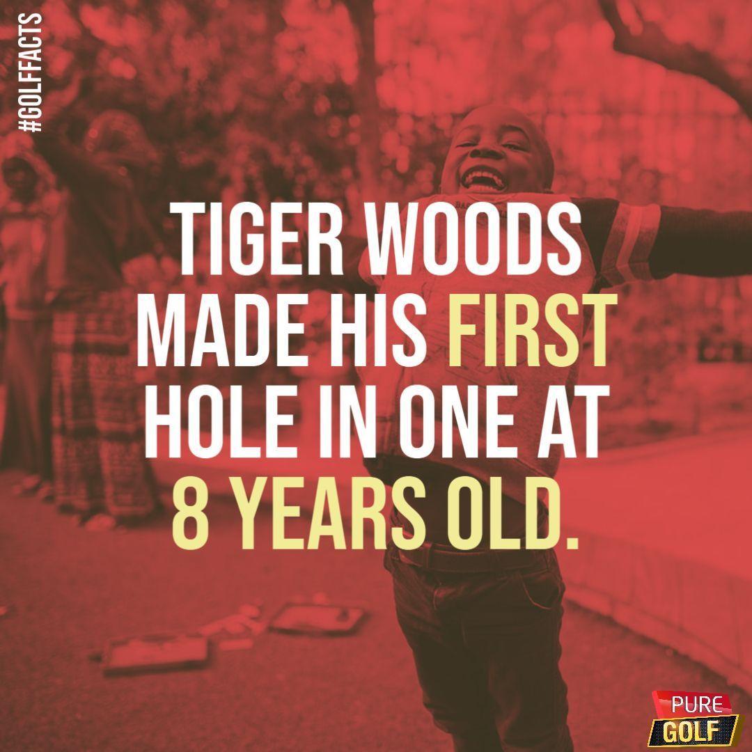 I was 0 years old.... 😅 😅  How old were you? 🏆  #golfgamestrong #golfstagram #golfaddict #golfing #puregolf #golffun #gamersofinstagram #gamechanger #golffunny #tigerwoods https://t.co/3PQ068n8Uk