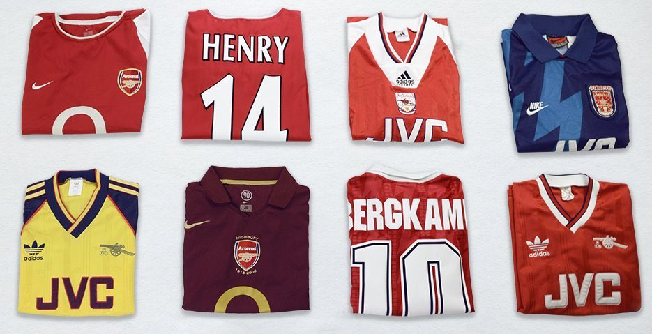 Check out the @classicshirts website, the best place to find your favourite retro Arsenal gear. Use this link: classicfootballshirts.co.uk/?ref=throwback…
