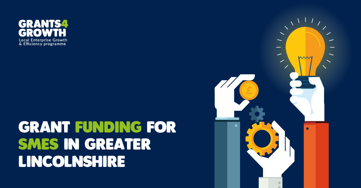 What could a grant of up to £25,000 do for your business?  The Grants4Growth programme, led by @SHollandDC, helps Greater #Lincolnshire #SMEs to purchase capital equipment and machinery - visit their website to see if you're eligible! https://t.co/HTfoT8KyDw https://t.co/DAWWNmYZ1l