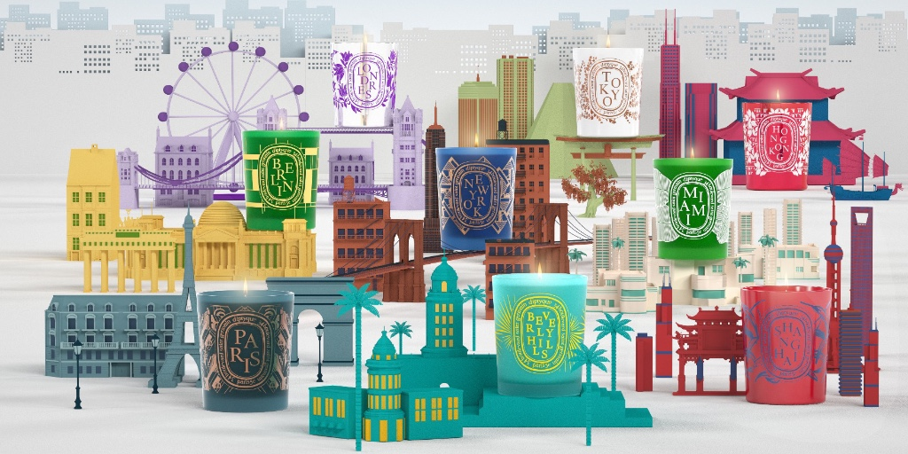 Staying home this month but dreaming of foreign lands? @diptyqueparis' new fragrances inspired by far-flung shores give a whole new meaning to #travel candles. Pop one in every room for the ultimate staycation https://t.co/Ob8xDOBK7x https://t.co/VVg1EO9LKZ