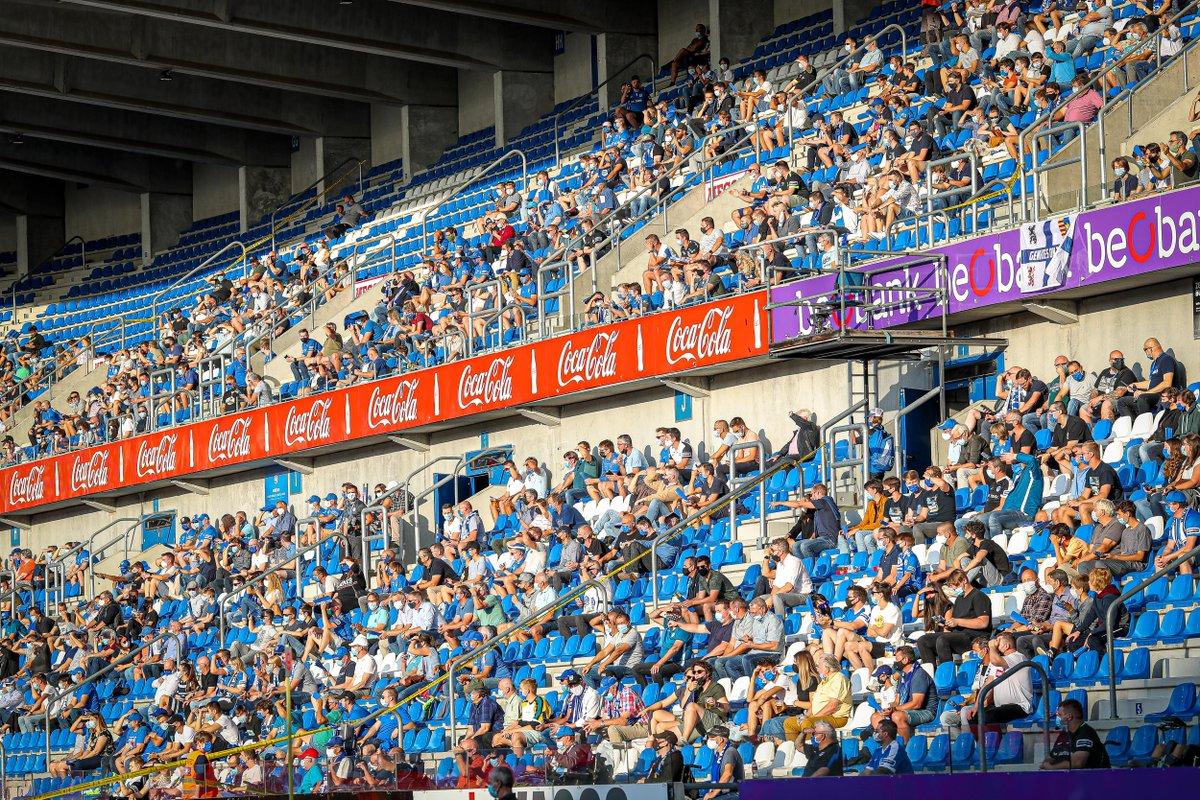 Er zijn nog tickets beschikbaar voor de wedstrijd tegen KV Oostende. Ook de abonnees die een ticket kochten tegen KV Mechelen kunnen een ticket kopen. 💙  Meer info op https://t.co/49DTbGHGzg  #krcgenk #mijnploeg https://t.co/vl4Q8ob8j8