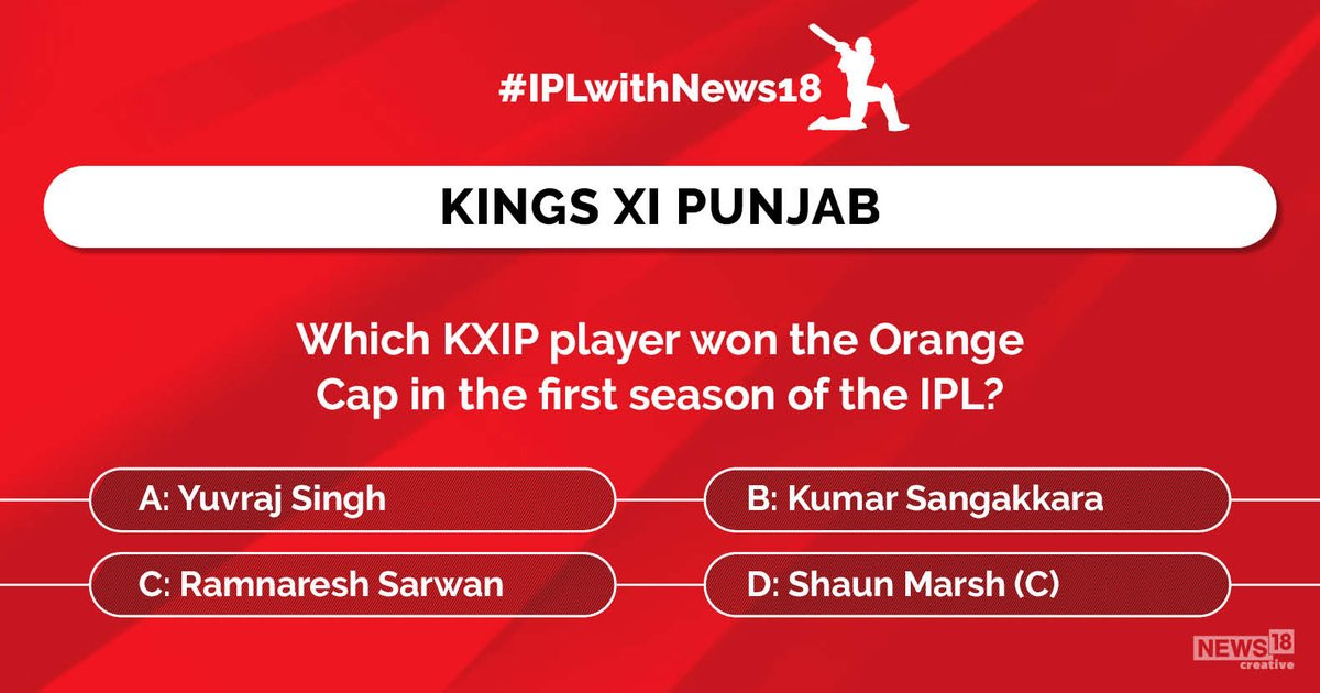 #ContestAlert | Participate in IPL Quiz to Win Exciting🎁  To Answer, Quote tweet this tweet, using #IPLwithNews18, Do not forget to tag @CNNnews18 and @cricketnext.  Follow all #IPL2020 Updates 👉https://t.co/tKAirFfq3r https://t.co/GNh4BnVTXZ