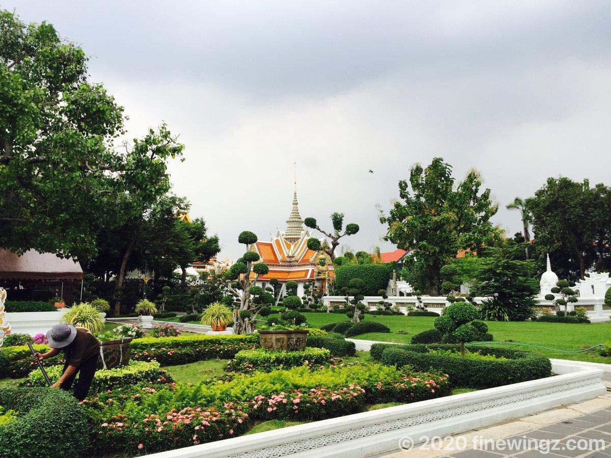 test ツイッターメディア - 【2015年 #東南アジア 旅 6】  ぼったくりツアーのボートが到着した先は暁の寺 #ワットアルン だった🇹🇭 メインの仏塔は惜しくも修復工事中。 入場料が掛からない外側から写真撮影をして後にした。  #タイ #バンコク #旅行好きな人と繋がりたい #コロナで気が滅入るからみんなの写真で旅行しようぜ https://t.co/ap4aa5rfEy