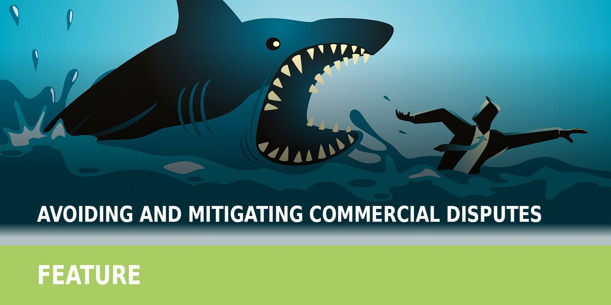 A #commercial #dispute is an unwelcome distraction for a business, diverting valuable time and resources away from profitable activities. @FWWRichard examines the best ways to avoid and mitigate commercial disputes here: https://t.co/V5wxNgCAZa https://t.co/q2kBKx5QxZ