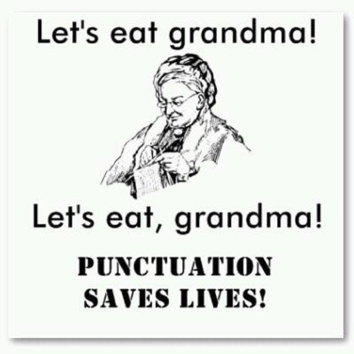Today is #NationalPunctuationDay. How will you celebrate?  #writingcommunity #amwriting https://t.co/cRlRvswqwx