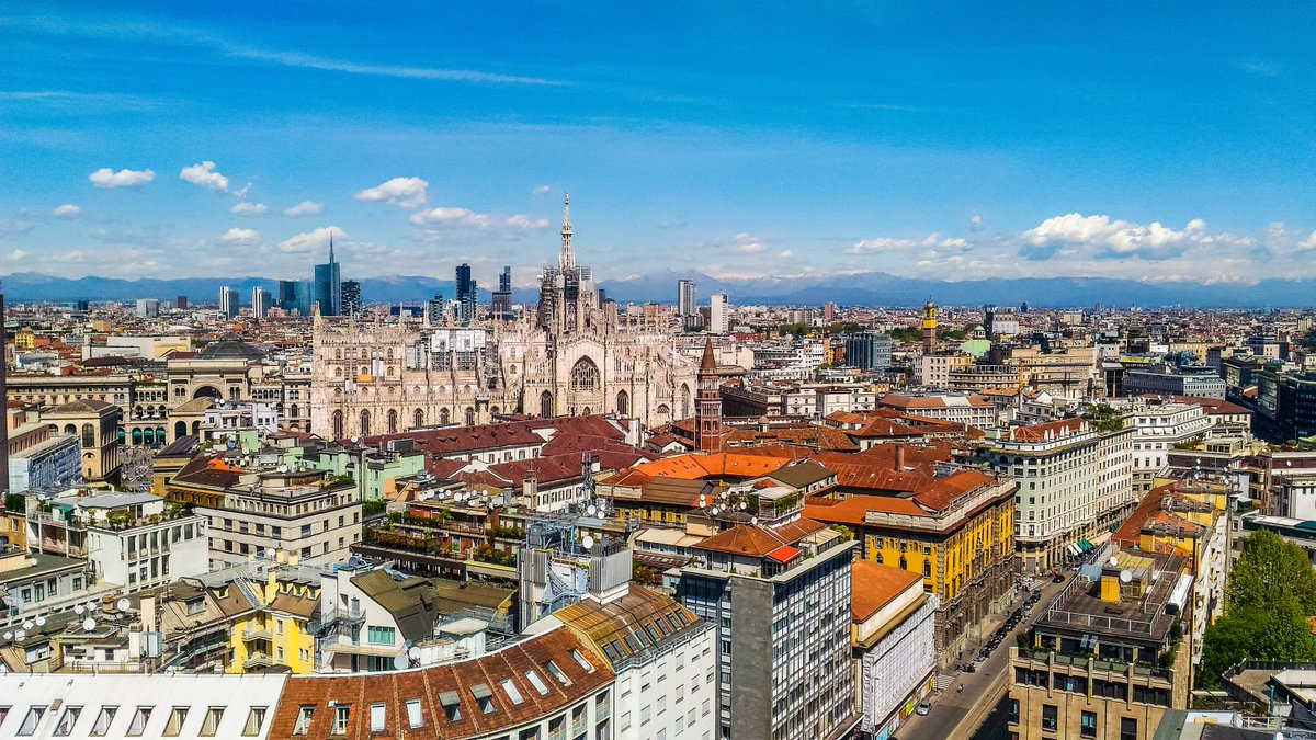 When you think of fashion, elegance and style, this Italian city comes to your mind. With our daily service to #Milan 🇮🇹, the city is now closer than ever. #QatarAirways #GoingPlacesTogether https://t.co/AD2sTjDZmw