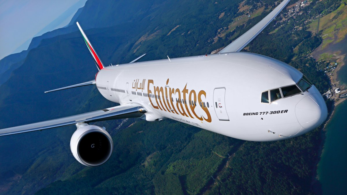 Emirates' global network will expand to 92 destinations with the resumption of passenger services to Cape Town, Durban, Johannesburg, Harare and Mauritius. https://t.co/sifMzUSvNj   @DXB #FlyEmiratesFlyBetter #Above_The_Clouds https://t.co/KWIJuhjMa2