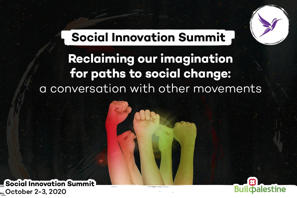 SO EXCITED to be moderating a discussion @BuildPalestine summit among the ever- inspiring🔥 @A7madAbuznaid , @Dlrdrk1 & @ReemWrites on how we can learn from other movements for big organizing& reclaiming our imagination for political/social change. JOIN: https://t.co/rG61ehBpXV https://t.co/wrWznCeGTO