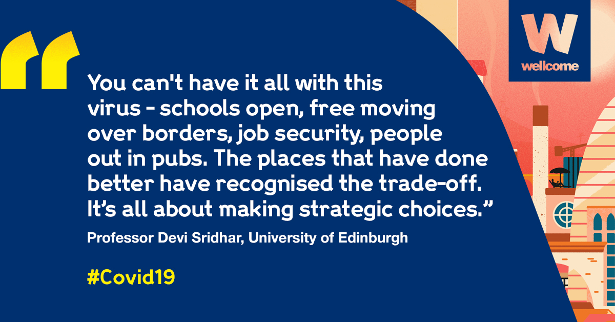 Relaxing lockdowns or reintroducing restrictions are tough decisions for society.    But these choices must be strategic, says @devisridhar, because we can't have it all | #Covid19   ➡️ ️ https://t.co/Rv51781dDt https://t.co/UGlO0KDQsZ