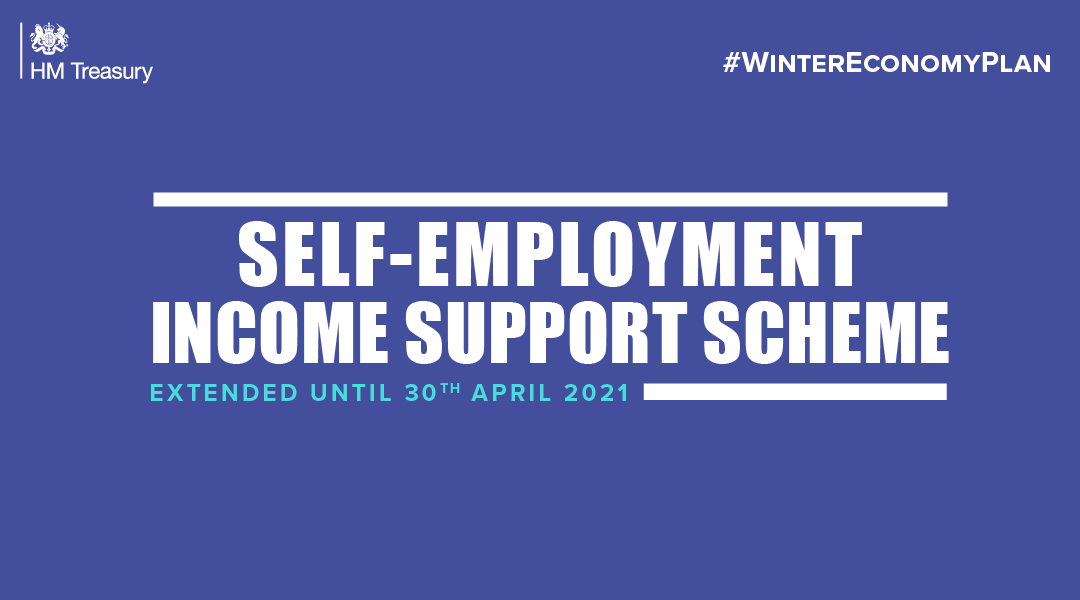 The Self-Employment Income Support Scheme extension will supportviable traderswho are facing reduced demand over the winter months, covering 20 per cent of average monthly trading profits via a government grant. https://t.co/76LSZbfyE8