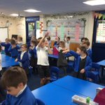 Image for the Tweet beginning: Class 2 had lots of