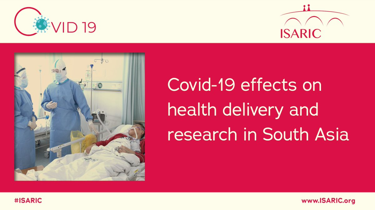 """NEW #PUBLICATION:""""The impact of #covid19 on health delivery & research in #SouthAsia"""" This change will help in controlling #antimicrobial resistance  Read:https://t.co/bn3s6jD8Dy  @bmj_latest @BasnyatBuddha #clinicalresearch #researchmatters #covidresearch #pandemic #globalhealth https://t.co/tXY4vHSvN3"""
