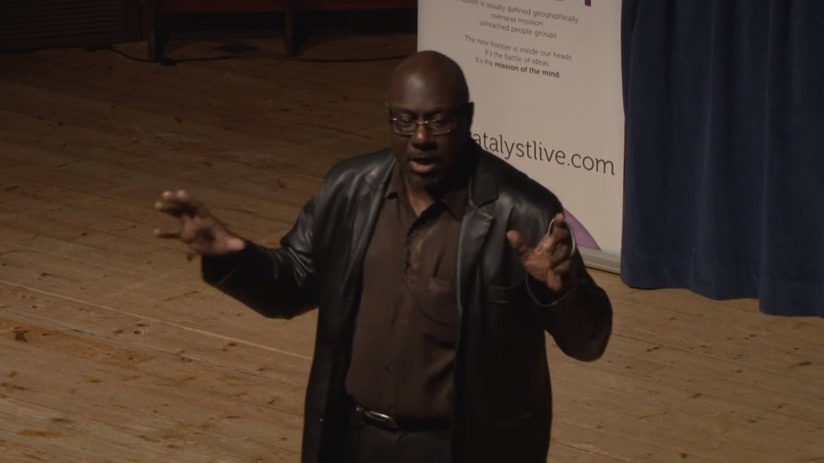 test Twitter Media - Did you hear Anthony Reddie speak at Catalyst Live in 2013?   If you want to hear him again, grab a ticket for Catalyst Lite, the online version of Catalyst Live, streaming straight to your living room on 9 October!   Get your tickets here: https://t.co/DA8zWjiNyT  #CatLite #TBT https://t.co/zDJoOxfHOq