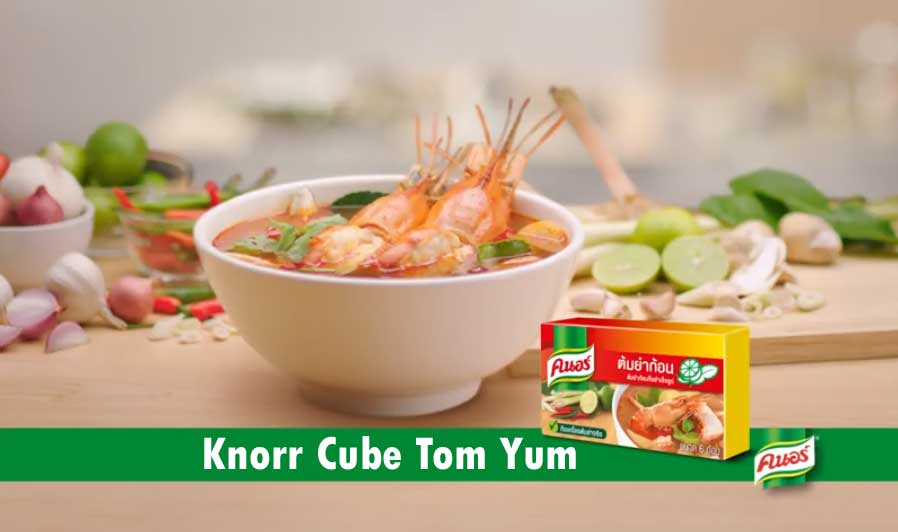 Make every Tom yum dish 'Zaab' with #Knorr Tom yum Cube. For whatever Tom yum, you will find the full flavour and embodied with aromatic smell of authentic Tom yum herbs. #Knorrseasoning #Thaicuisine #Thaigrocery #tomyum  https://t.co/9lambjP007 https://t.co/2zMb4RIjGK