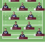Image for the Tweet beginning: Les compos pour @BristolBears -
