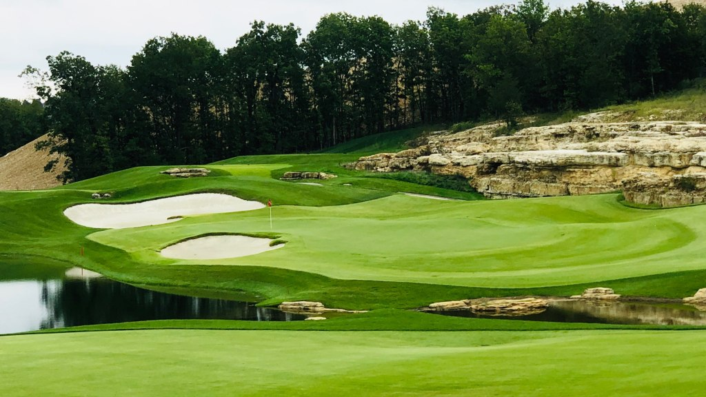 Five things to know about Tiger Woods' new Payne's Valley course at Big Cedar Lodge https://t.co/7FJgRJlgYt https://t.co/AZyL234eZU