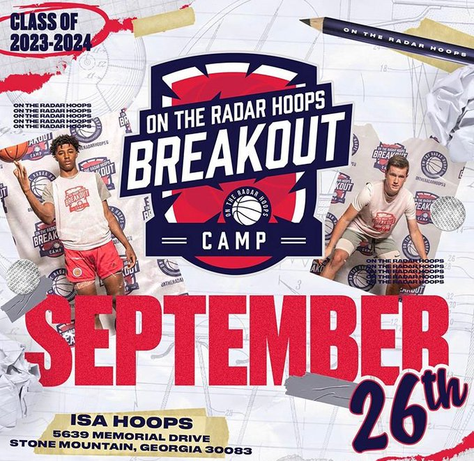 #OTRBreakoutCamp  🗓: THIS SATURDAY September 26, 2020  ☑️:National Media Coverage ☑️:Video Highlights ☑️: Elite Competition   THIS EVENT WILL SELL OUT BE SURE TO LOCK YOUR SPOT IN!!! ⬇️ https://t.co/RvGifDNtzV  Get your 📹Highlights Here: https://t.co/hx80FXHCld https://t.co/R7FA16iuy7