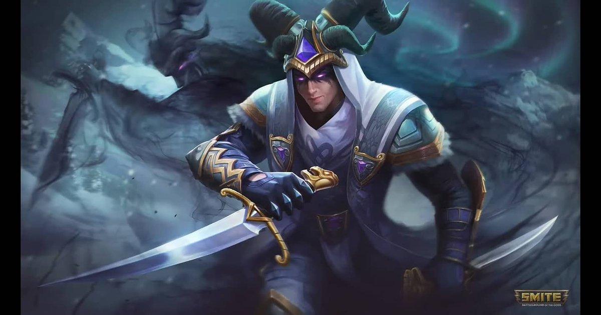 Nach dem update für das Loki rework bekommt Loki mit einen neuen skin zurück den man nur bekommt, wenn man innerhalb einer woche nach dem update ins spiel einlog for free  #loki #lokirework #skin #smite #smitegame #hirez #hirezstudios #ps4games #xboxgame #switchgames #pcgame https://t.co/xu3ycw60YS