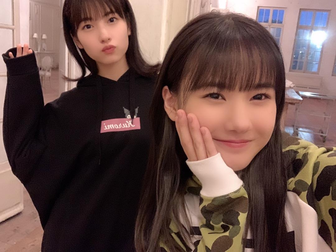 【13期14期 Blog】 パーカーが好きすぎる話 横山玲奈:…  #morningmusume20 #ハロプロ