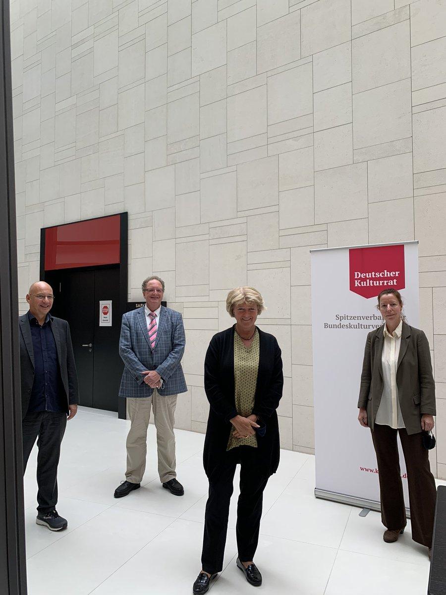 Image for the Tweet beginning: Unser #Vorstand und Geschäftsführer @olaf_zimmermann