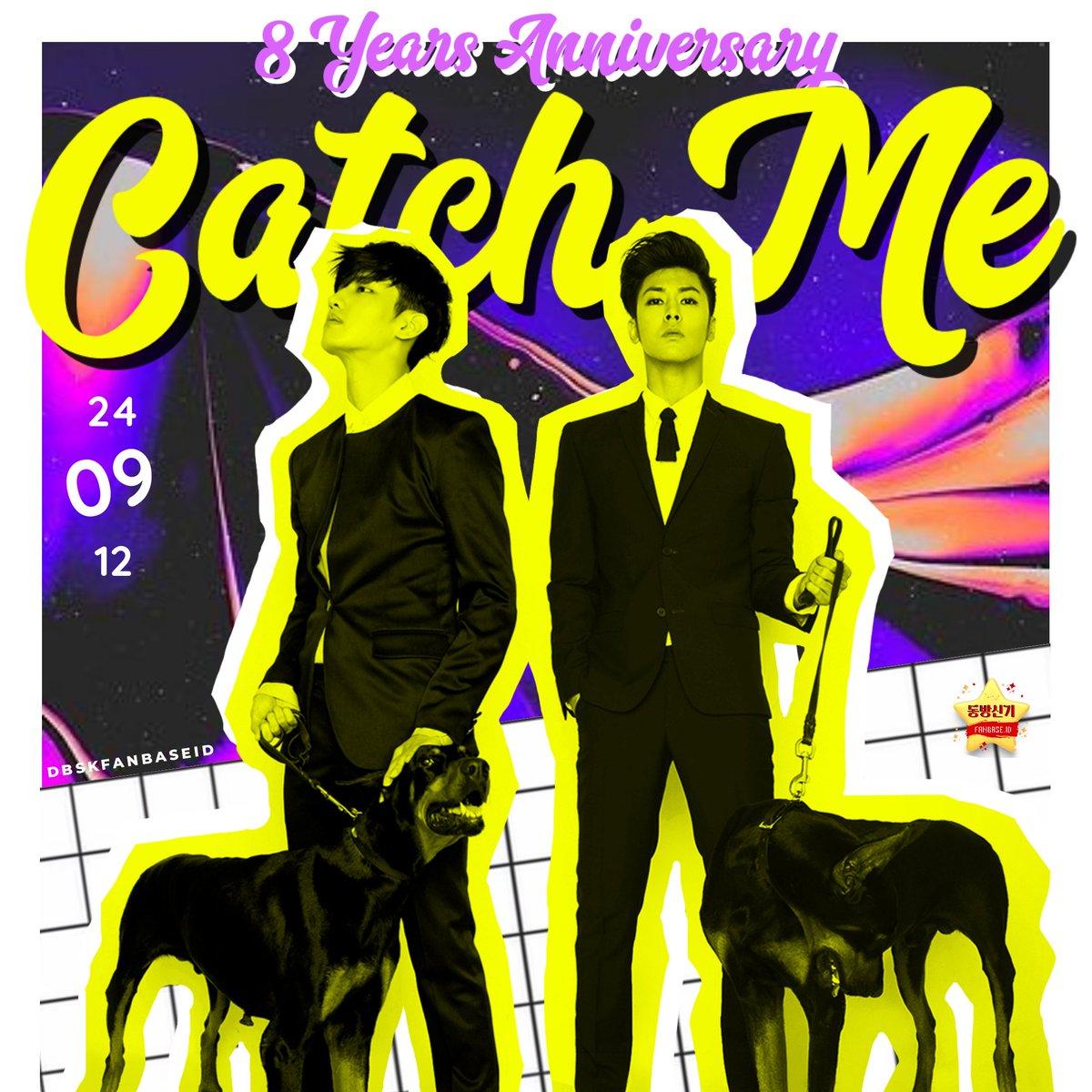 ❤️ 8th Years Anniversary of 'CATCH ME' ❤️ TVXQ! 6th Album 🔥  #TVXQ #동방신기 #東方神起 #유노윤호 #UKNOW #최강창민 #MAX #CATCHME 🔥🔥 https://t.co/53z5thN5TF