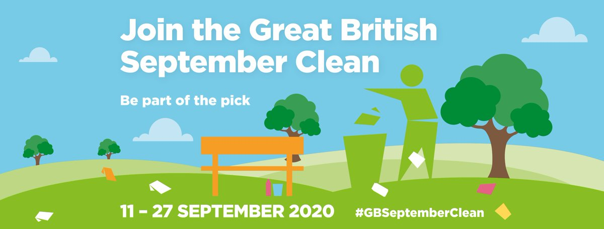 There's still time to take part in #GBSeptemberClean and help us to keep our district clean! If you want to organise a litter pick, please see our website at https://t.co/MXjL7v9v44  #KeepKentClean #litterheroes https://t.co/StG4Ui13Yu