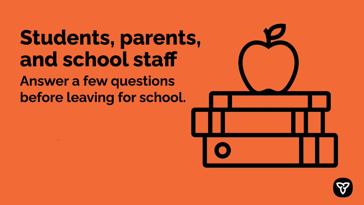 test Twitter Media - The province of Ontario has released a COVID-19 screening tool to help parents screen their children every morning before school: https://t.co/f66S1RexRo https://t.co/JfEYUZoJ0k
