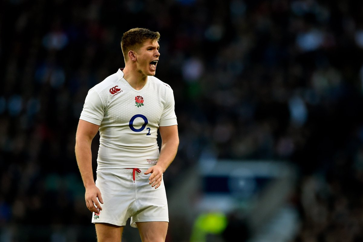 test Twitter Media - Happy birthday to @owen_faz who turns 29 today 🥳  8️⃣3️⃣ England caps and counting 👏🌹 https://t.co/YxYeZ8LUQB