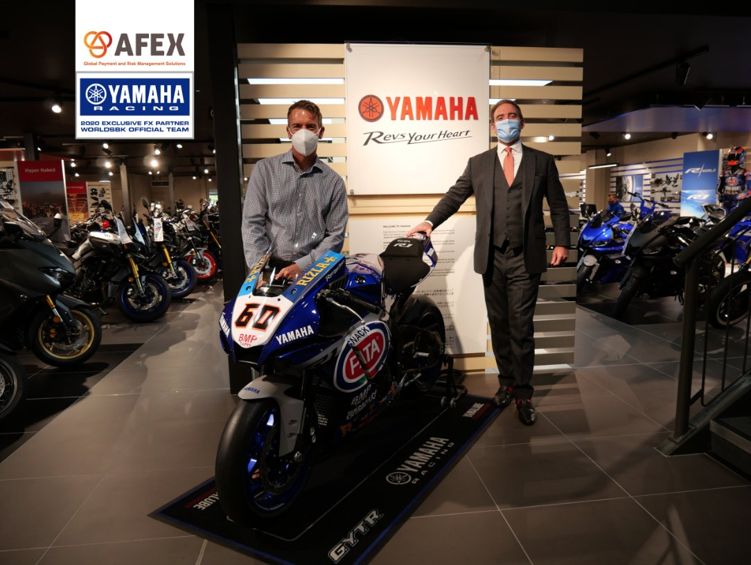 AFEX is excited to announce its new partnership with @PataYamahaWSBK We look forward working with the team and will be cheering on the riders throughout the rest of the season! https://t.co/ScvoDr5FyR https://t.co/fXvgNv82Z6