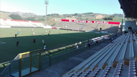 Serie C, 1345 spettatori per Teramo - Palermo (se si gioca) - https://t.co/SmzpNqJjQW #blogsicilianotizie