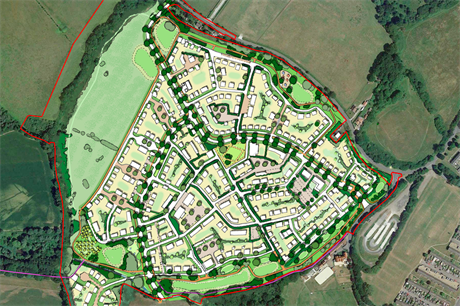 Delighted to have received approval for this scheme #planning #newhomes