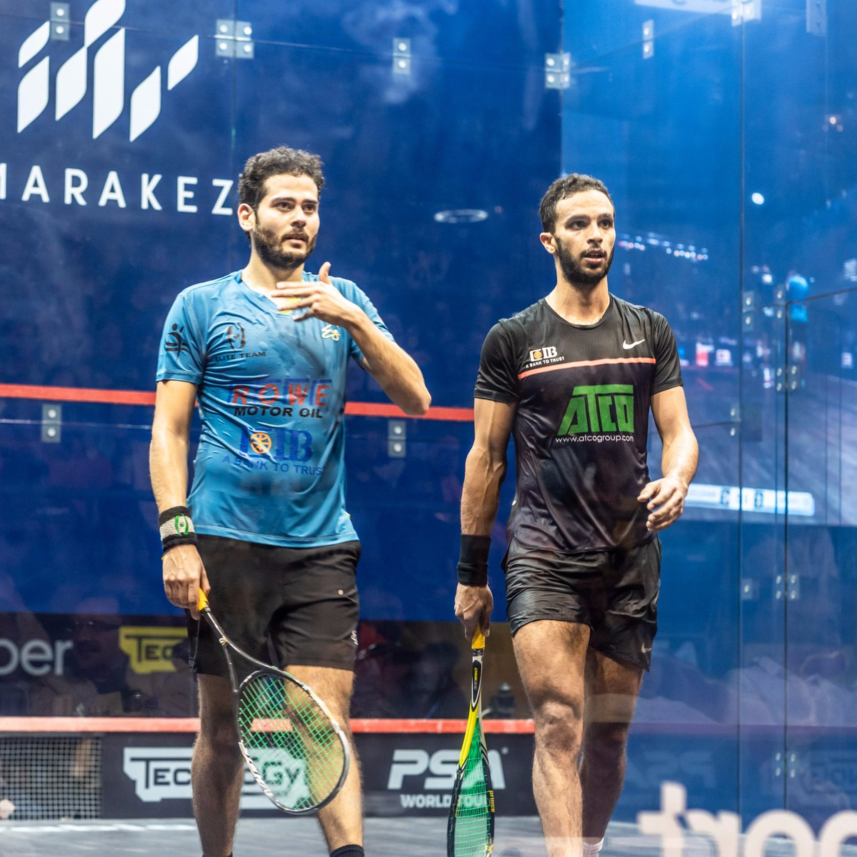 test Twitter Media - ⏪ #ThrowbackThursday   We take a look back at the story of the 2018/19 CIB PSA World Tour Finals 🤩  Relive the best moments here ⬇️ https://t.co/oMRWnLbJcb #tbt https://t.co/2LneTvgLHi
